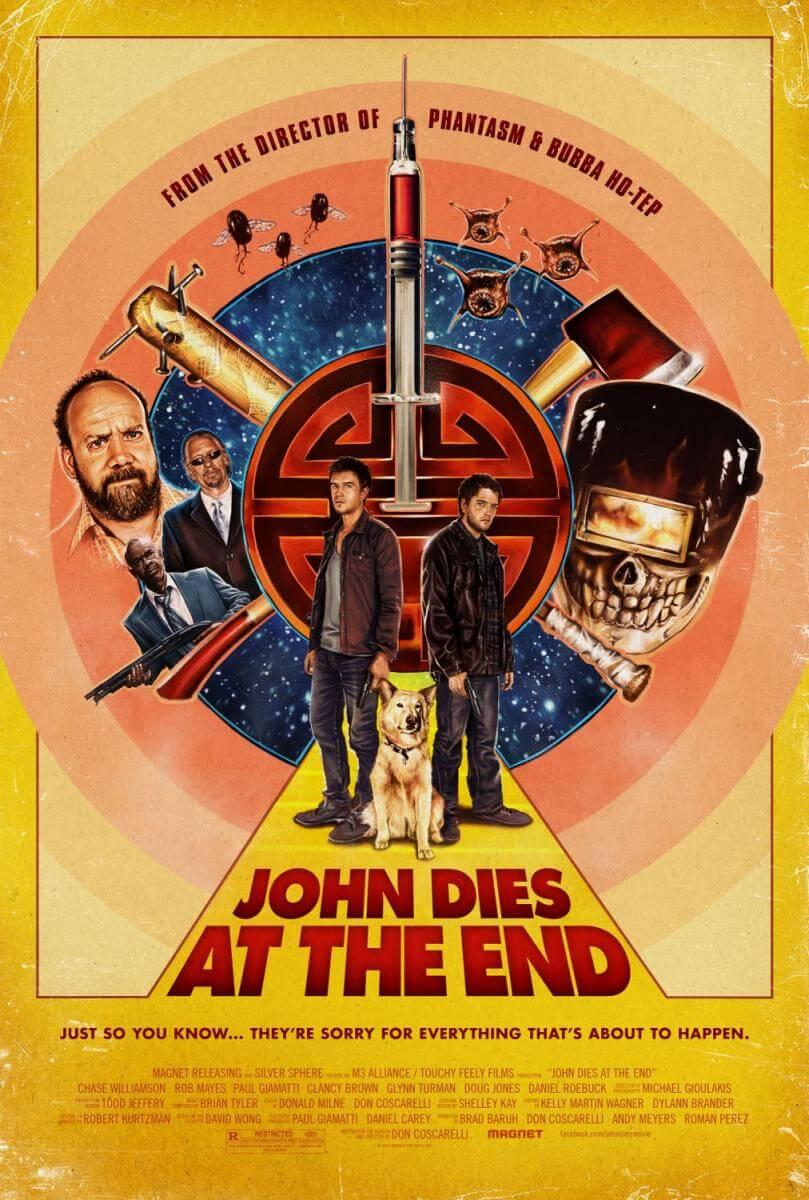 john muere al final cartel