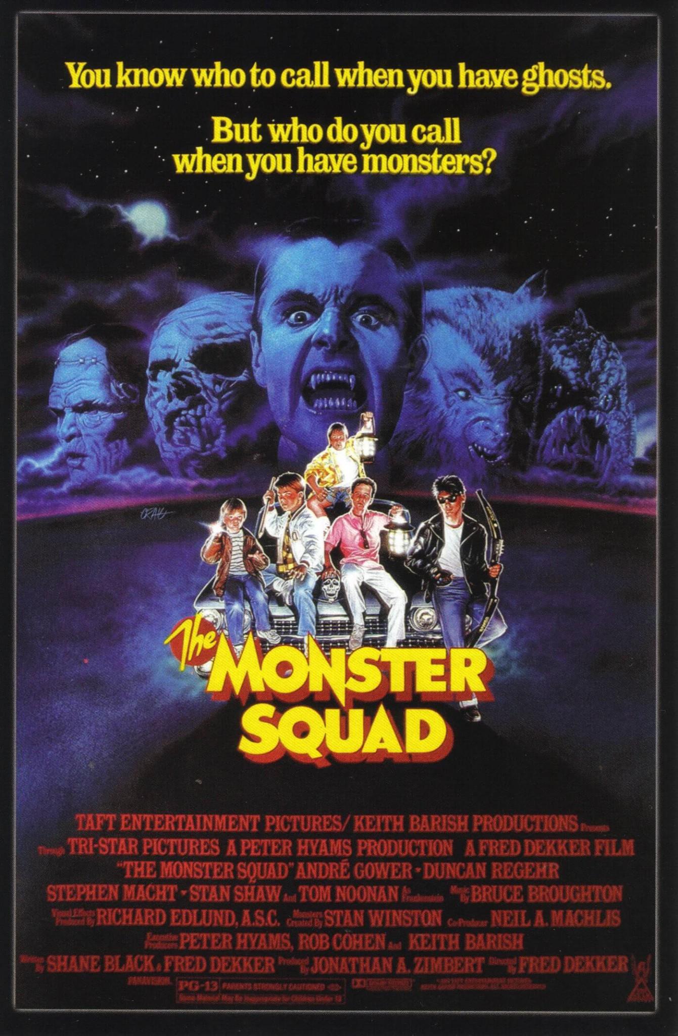 monster squad cartel