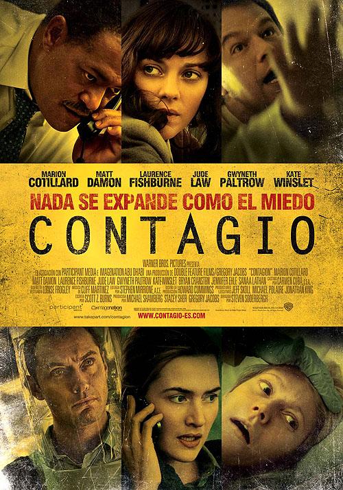 cartel-poster-contagio-castellano-espanol