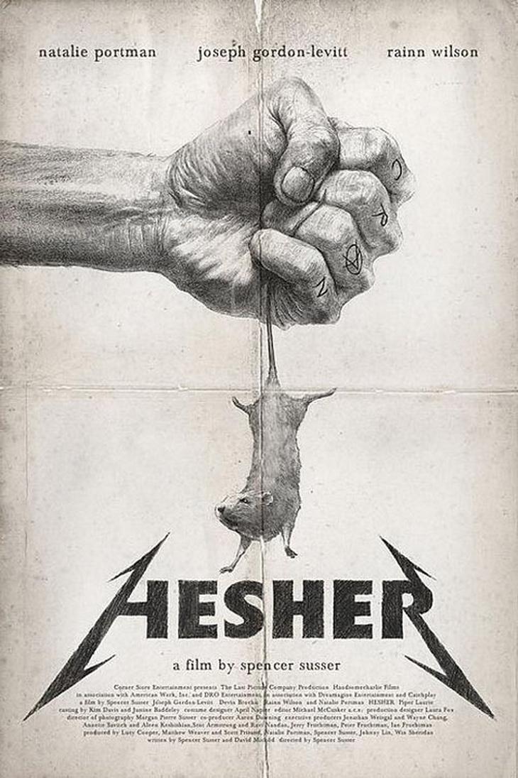 Hesher - Poster