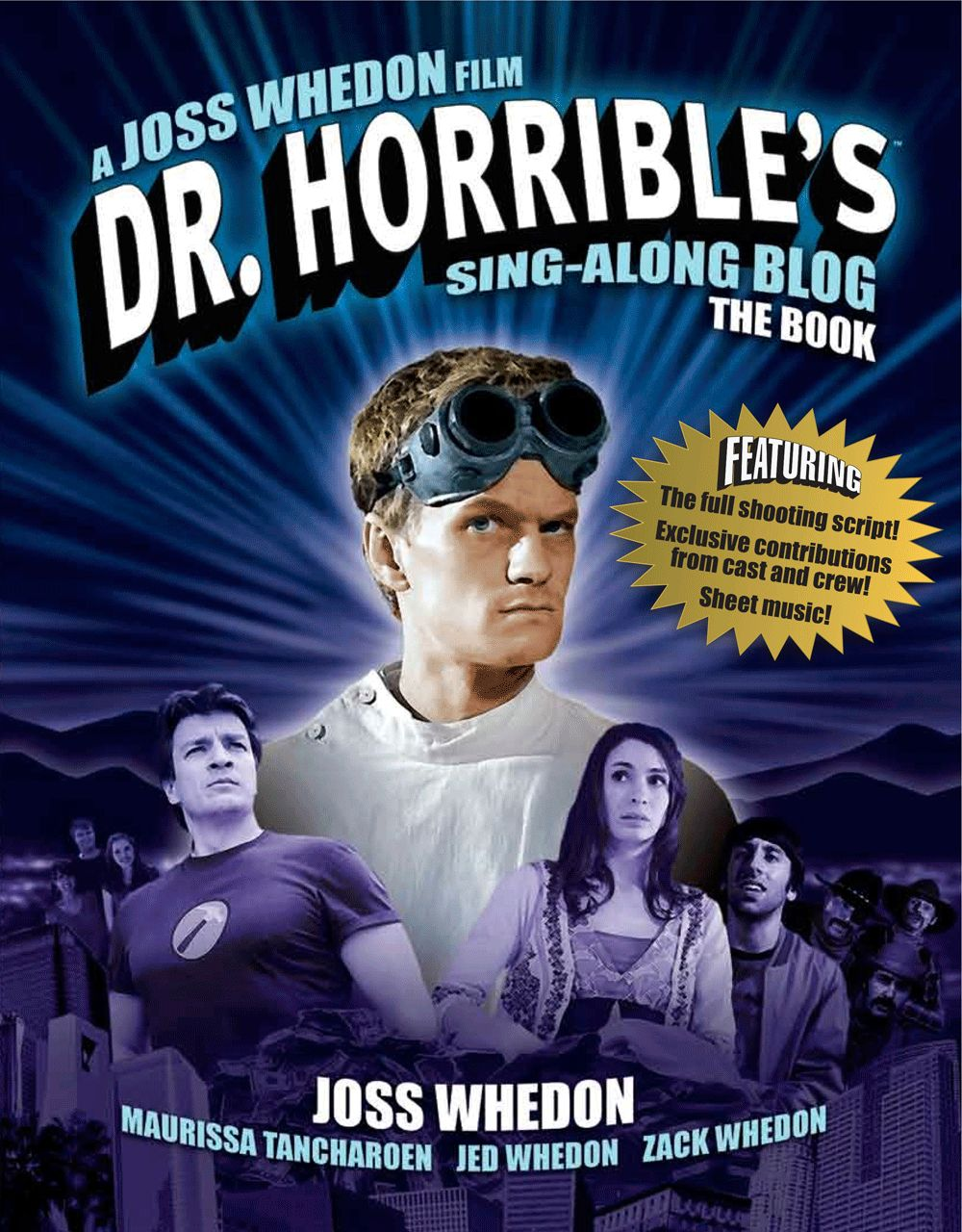 Dr. Horrible -poster