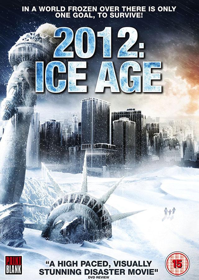 Glaciación 2012 -poster