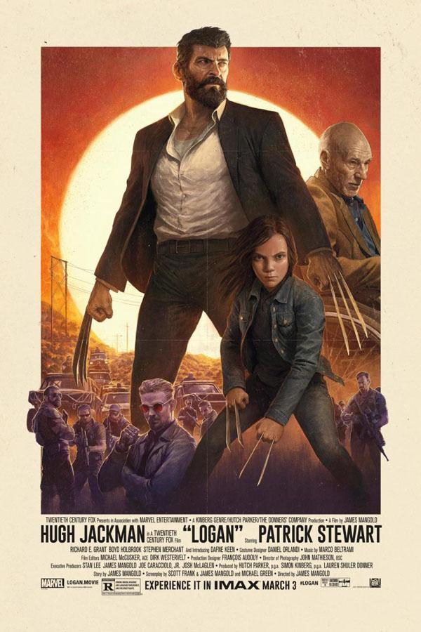 Logan - poster