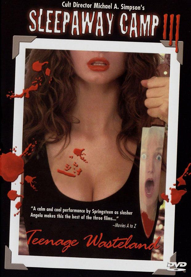 Campamento sangriento 3 - poster