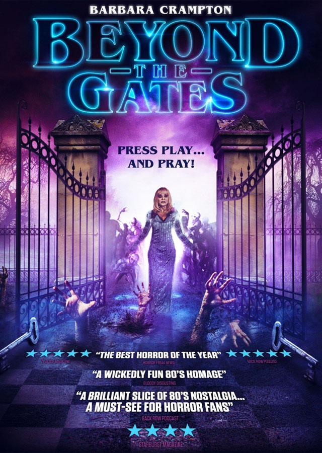 Beyond the gates - poster