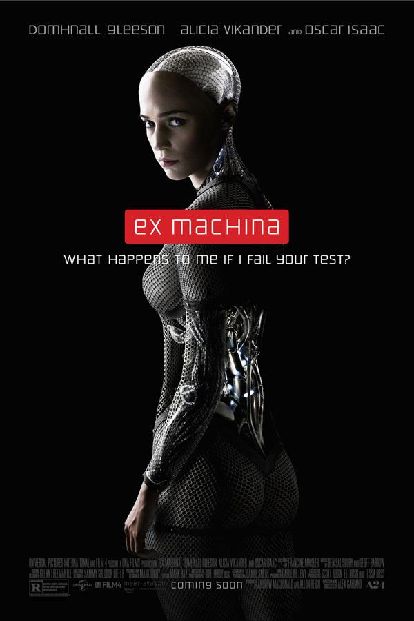 Ex Machina - poster