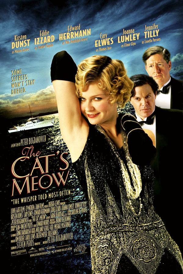 El maullido del gato - poster