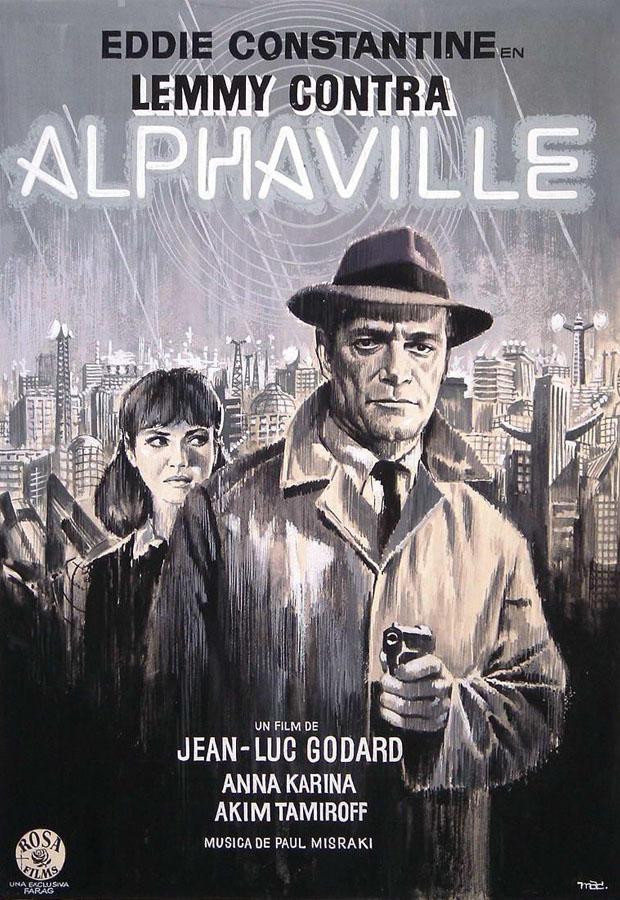 Alphaville - poster