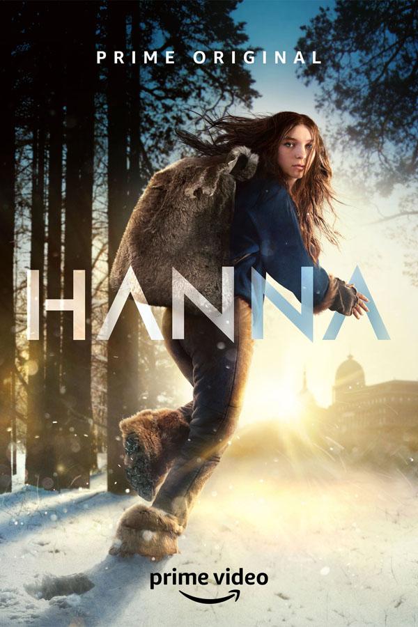 Hanna - poster