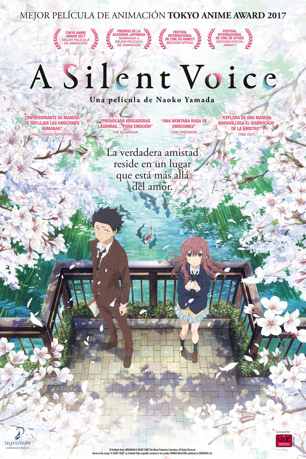 A silent voice - poster
