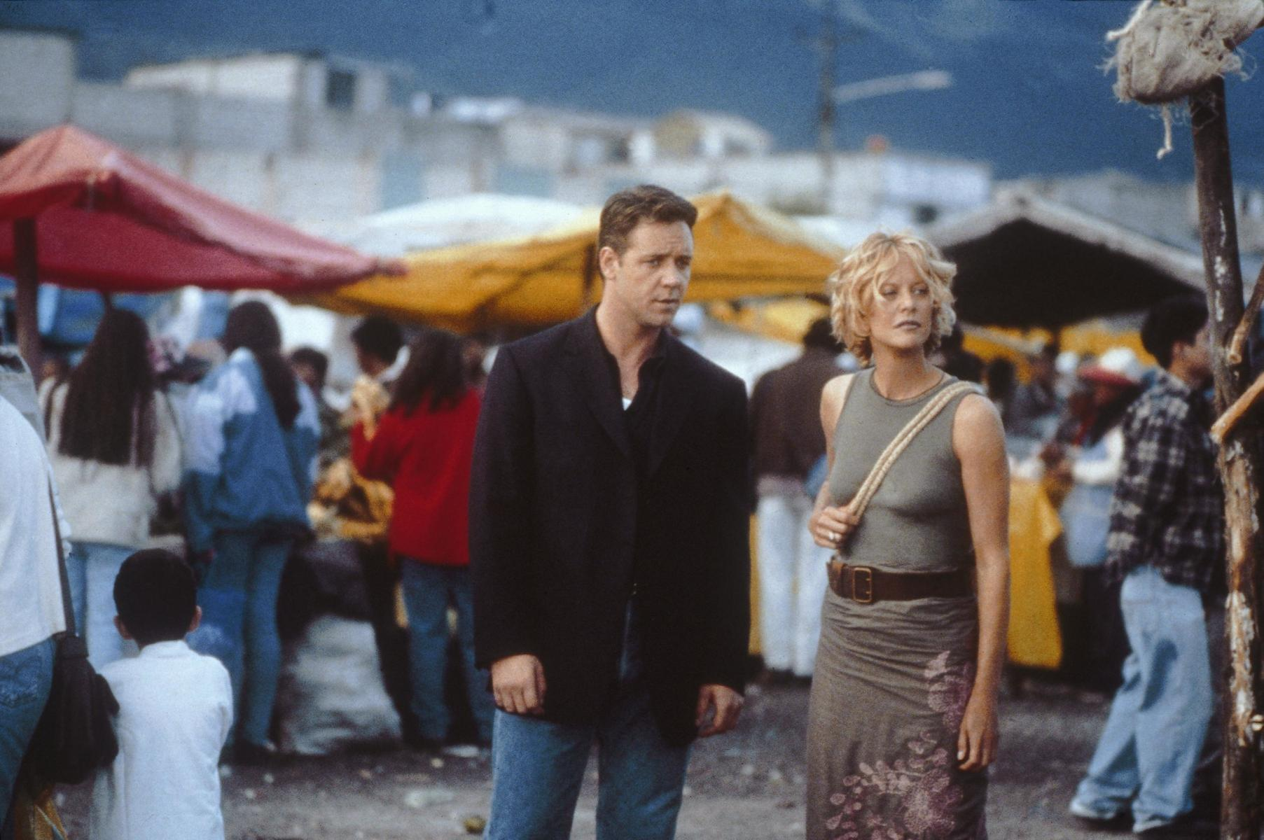 Fotograma de la película Prueba de vida
