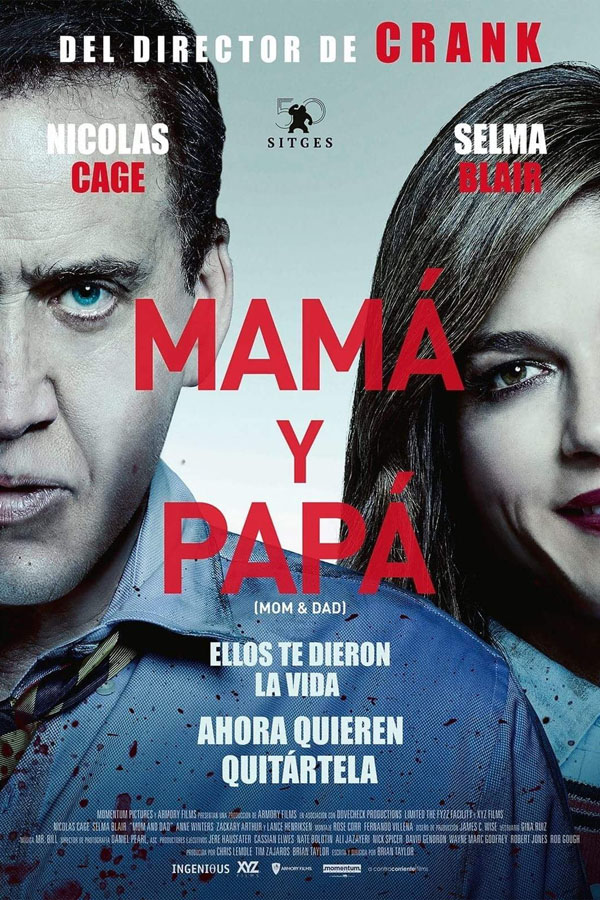 Mom and Dad - poster