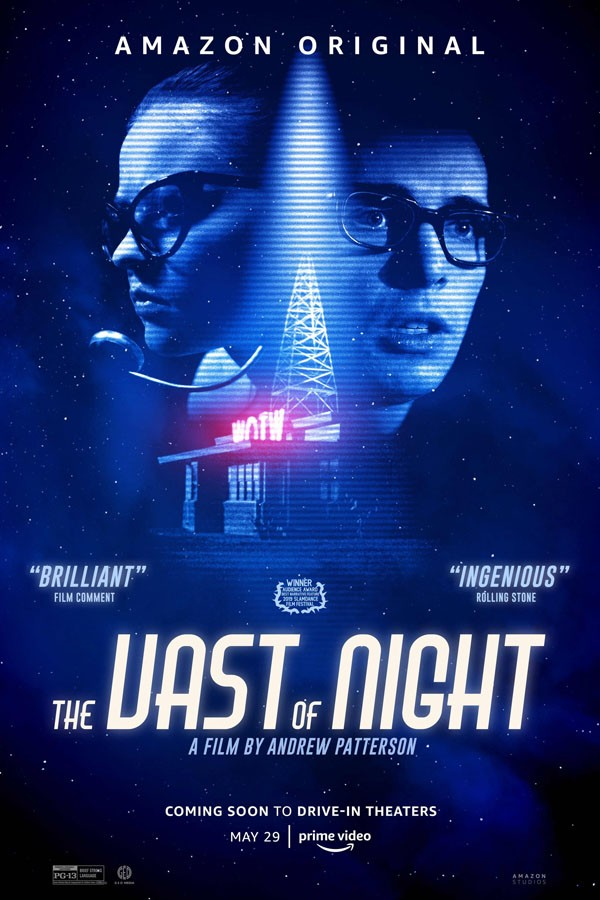 The Vast of Night - poster