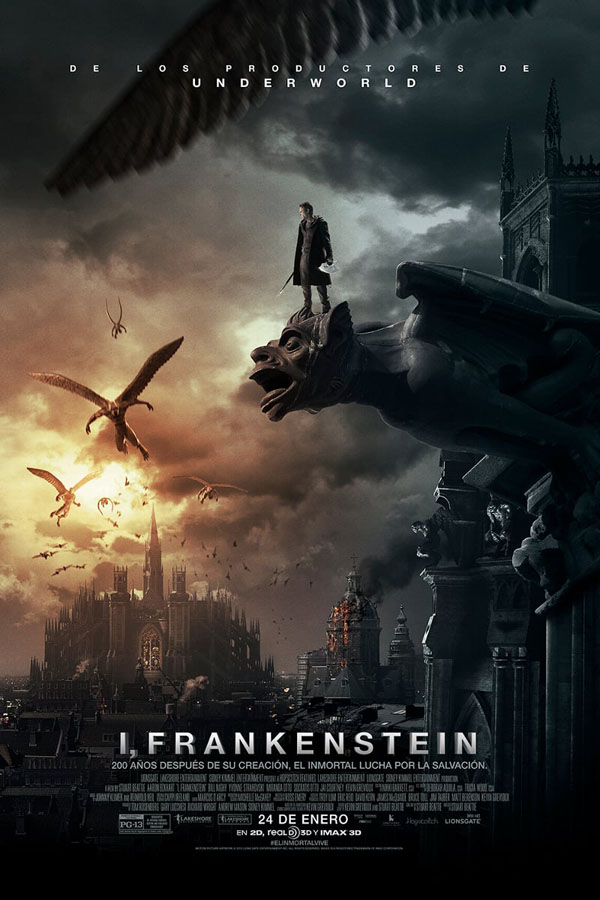 Yo, Frankenstein - poster