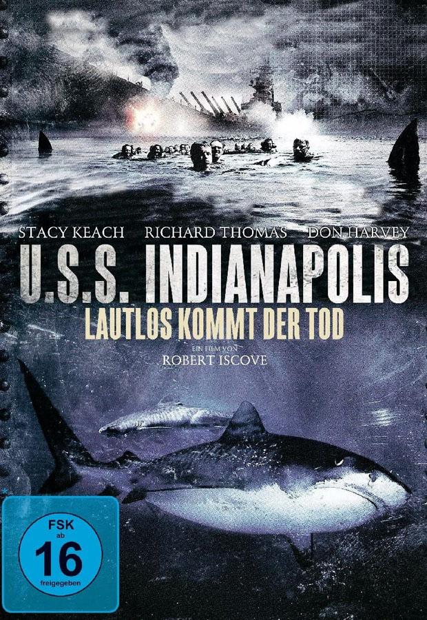 Misión Suicida: U.S.S. Indianapolis - poster