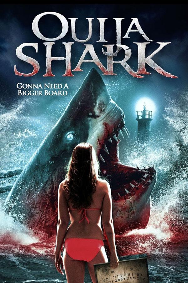 Ouija Shark - poster