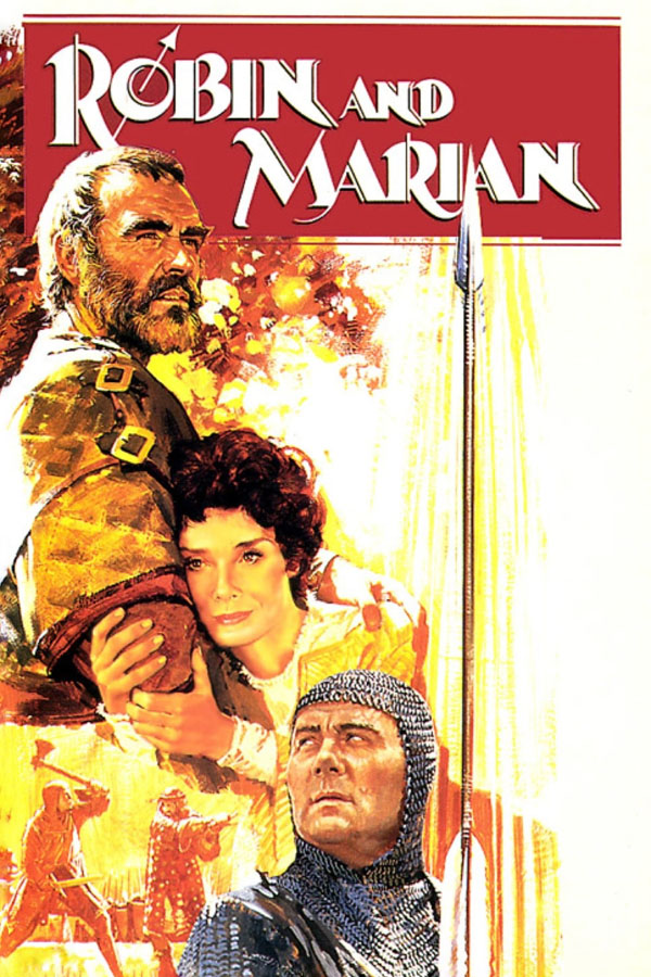 Robin y Marian - poster
