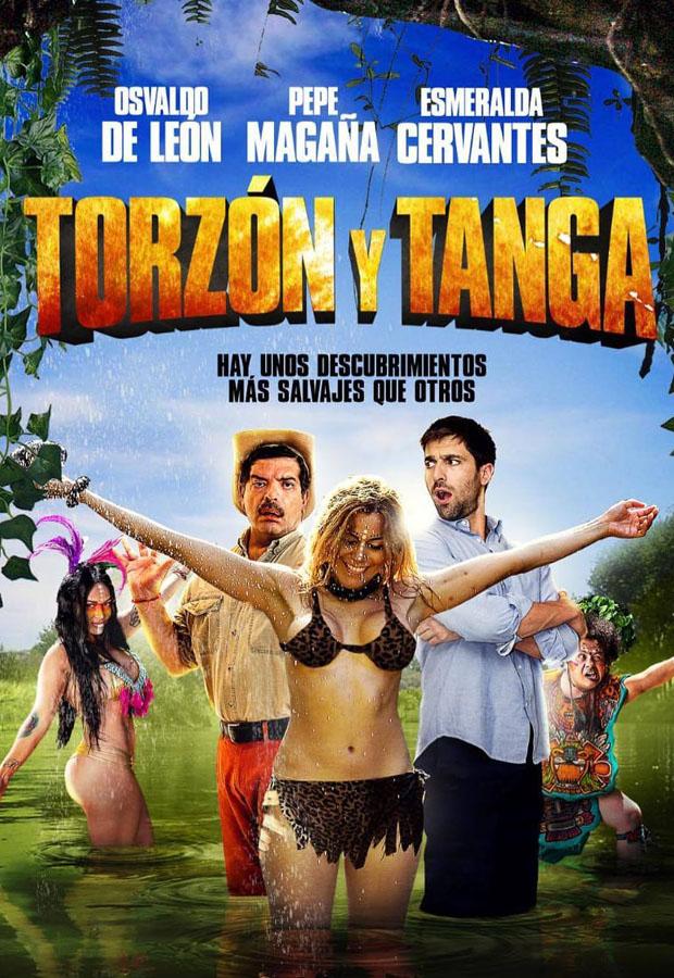 Torzón y Tanga - poster