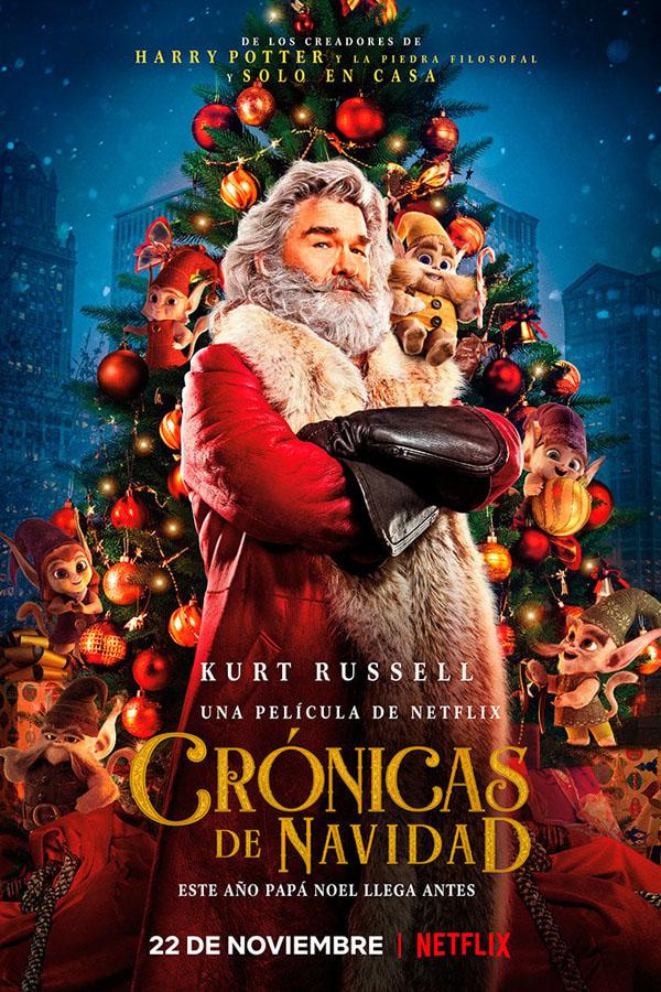 Crónicas de Navidad - poster